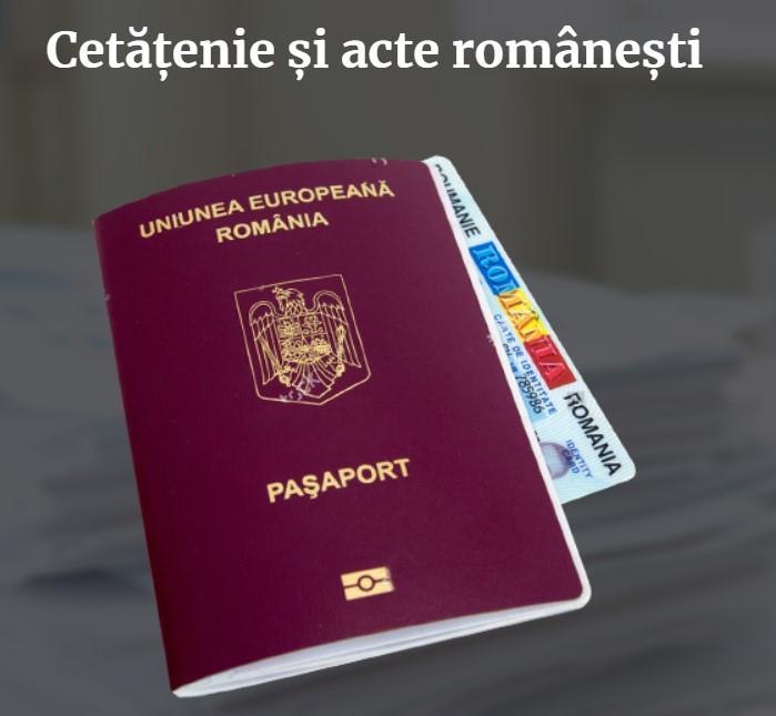 Procesul de redobândire a cetățeniei române
